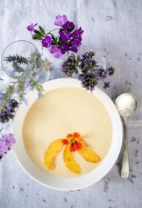 Peach Soup Recipe