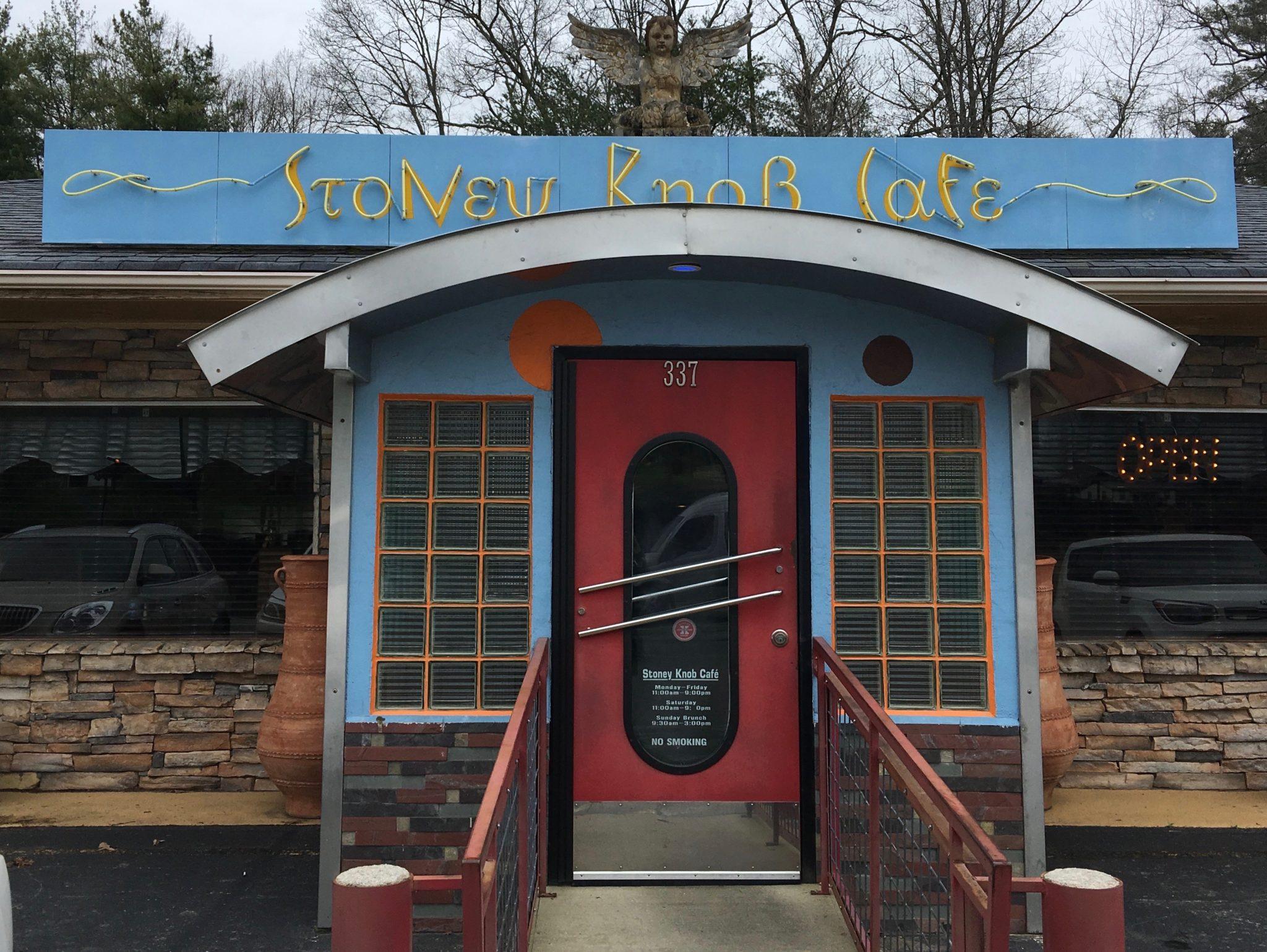 Stoney Knob Cafe Asheville