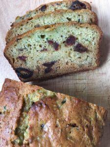 Zucchini Date Bread
