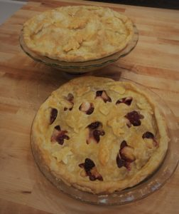 ALL ABOUT PIE: FRUIT PIES (APPLE AND PEAR)