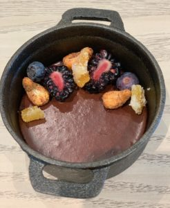Vegan Chocolate Pot de Creme