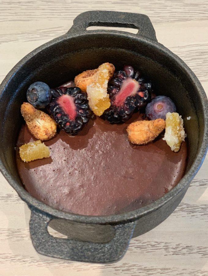 Vegan Chocolate Pot de Creme