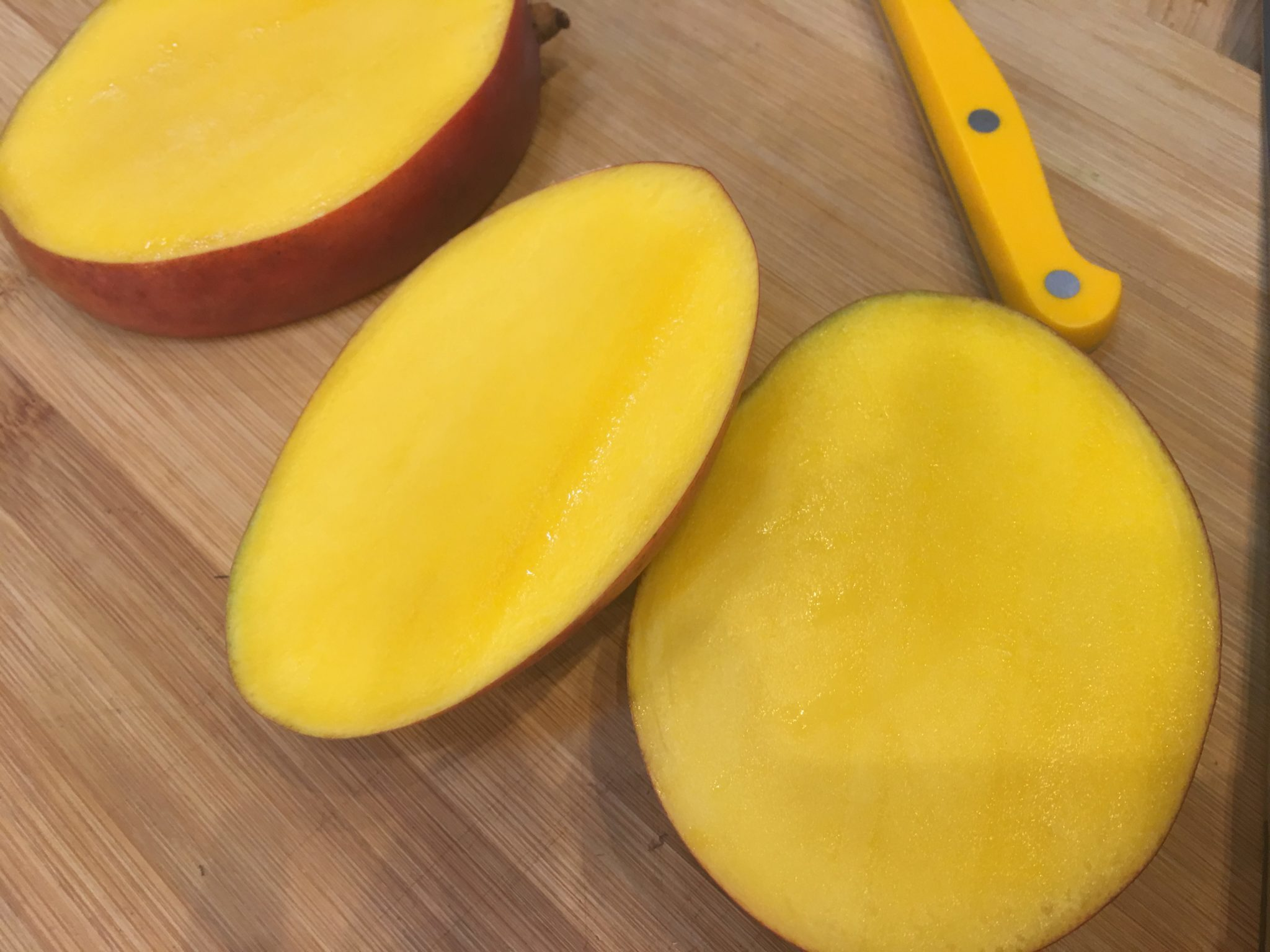 Seeded Mango