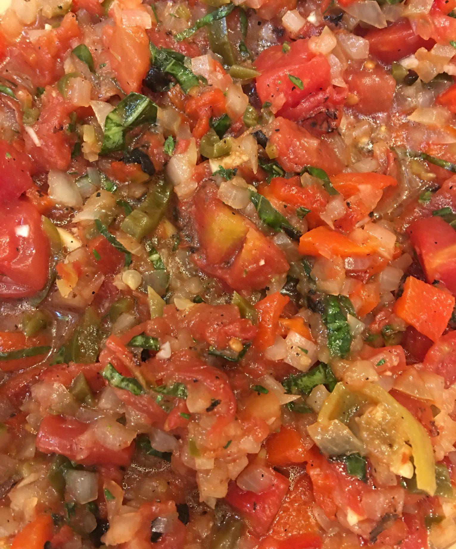 Hubert Kellers Spicy-Tomato Relish
