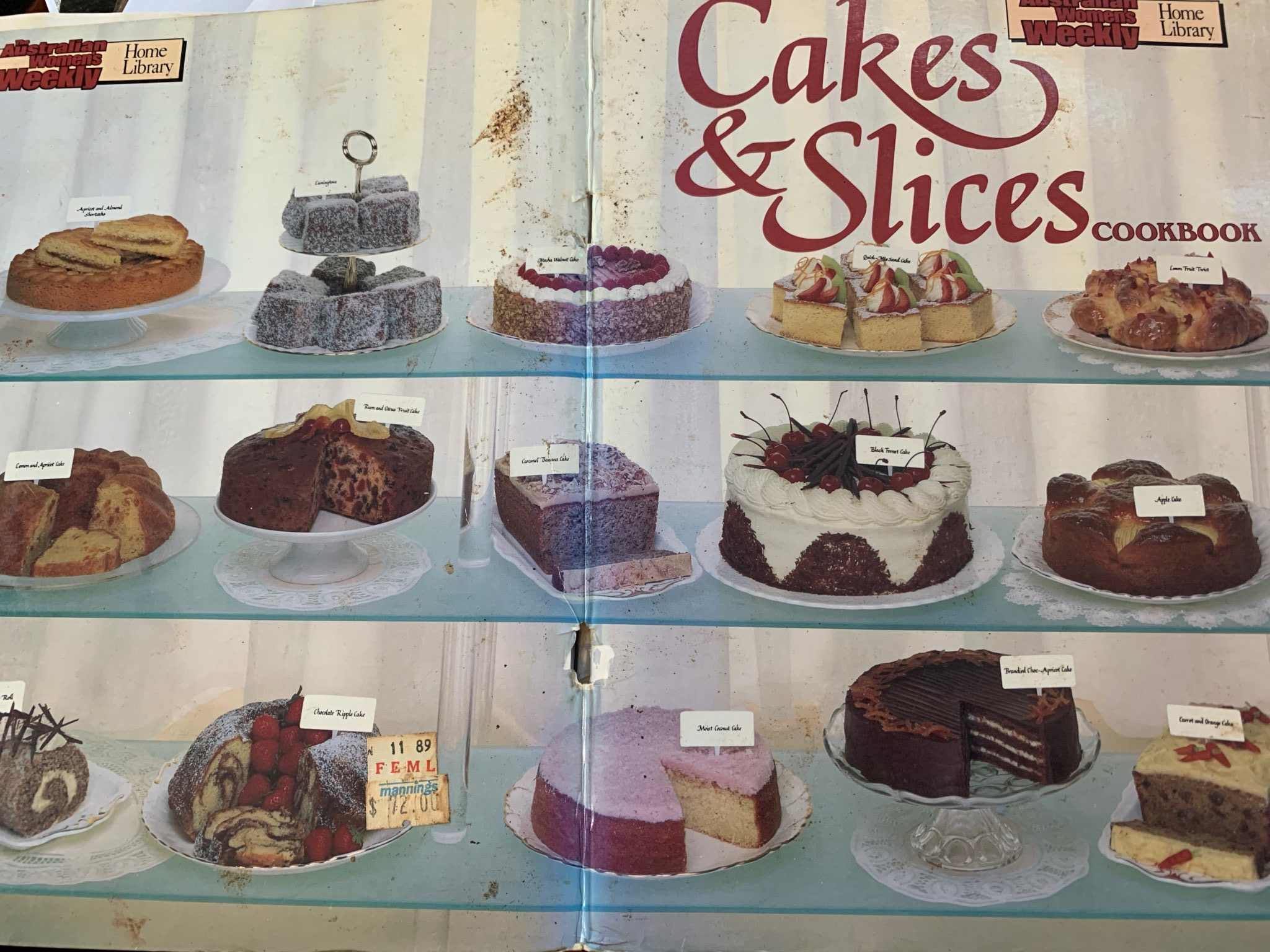Australian Women's Weekly Cookbook