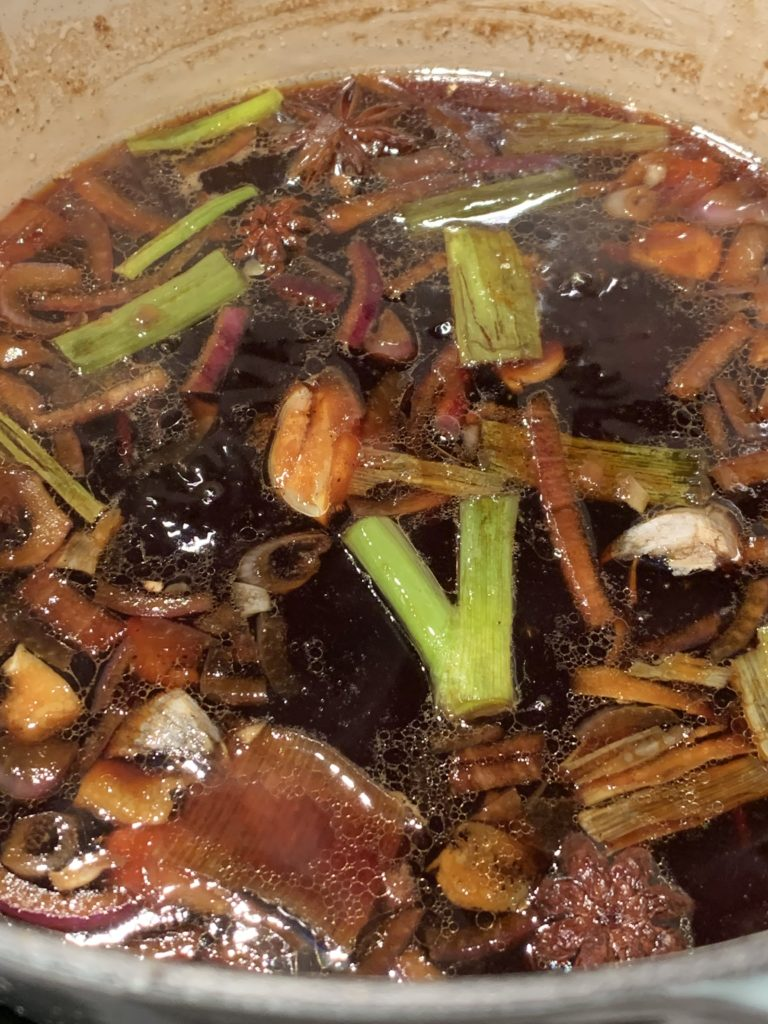 Chinese Chicken Poaching liquid