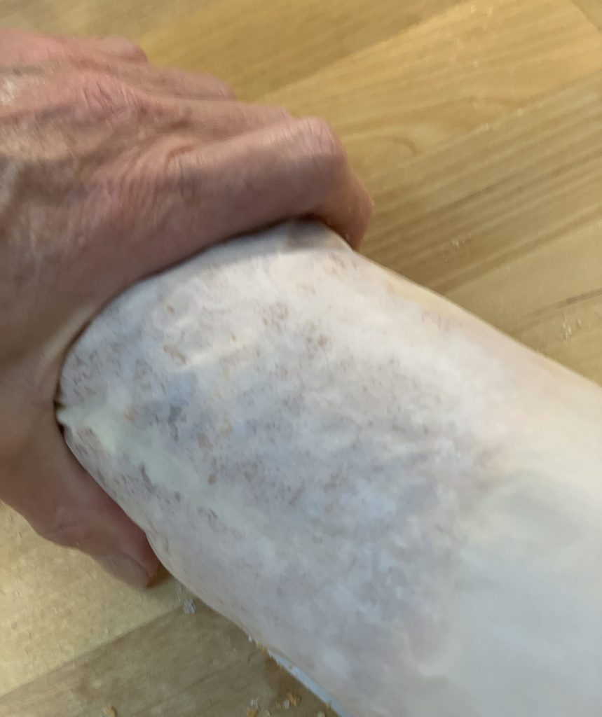 Rolled Swiss Roll