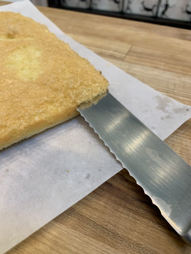 How to make two layers out of one