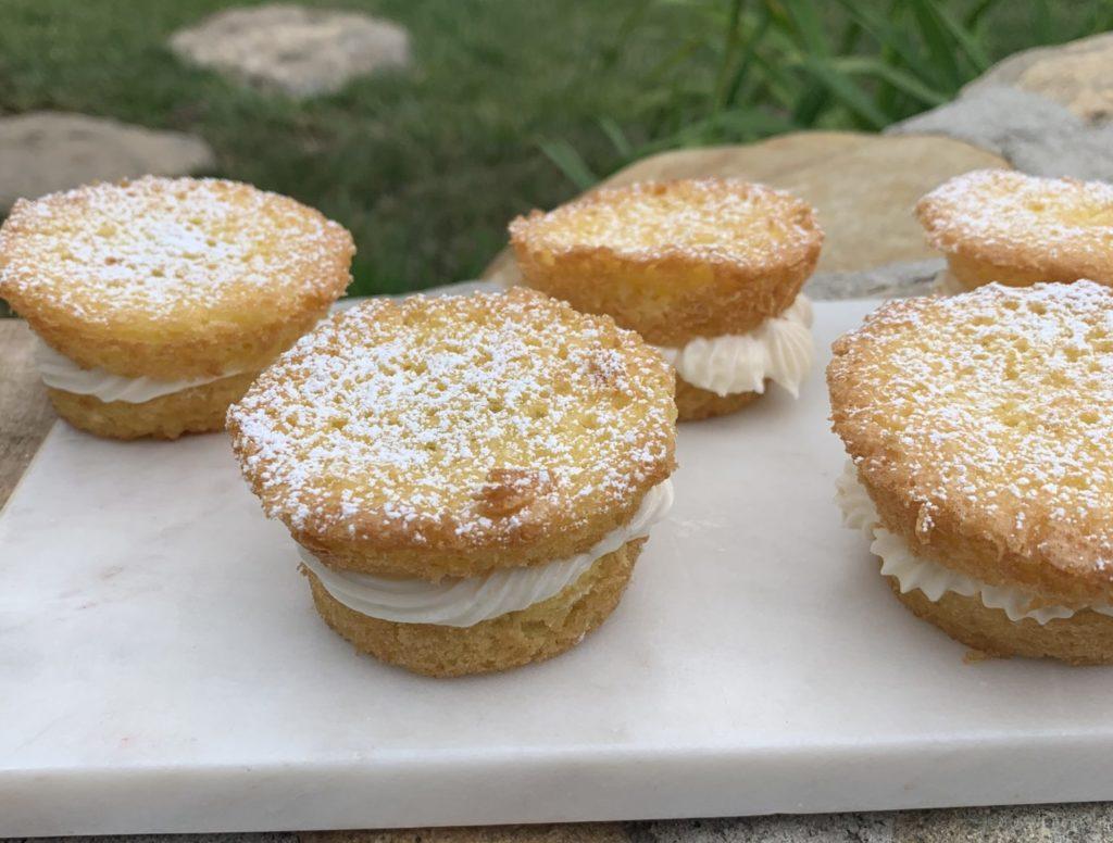 Victorian Sandwich Cakes