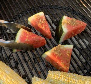 Grillinhg Watermelon