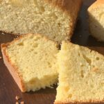Lemongrass and Ginger Yogurt Cake