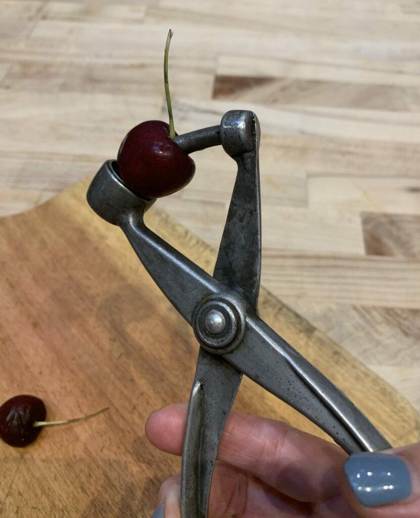Manual Cherry pitter