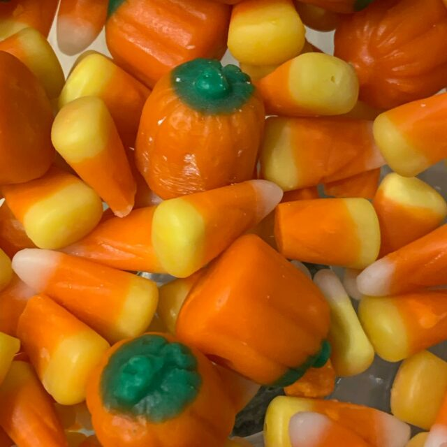 What does Candy Corn taste like?  If you had to make something that tasted like candy corn what flavors would you use?  #candycorn #flavoroffood #awomancooks  . . . . #halloweencandy #whatdoesittastelike #bakersgonnabake #halloweenbaking #flavorbible #goodquestion #ashevillebaker #ashevillefoodie